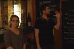Manon et Sébastien, Sommeliers du Bist'roch